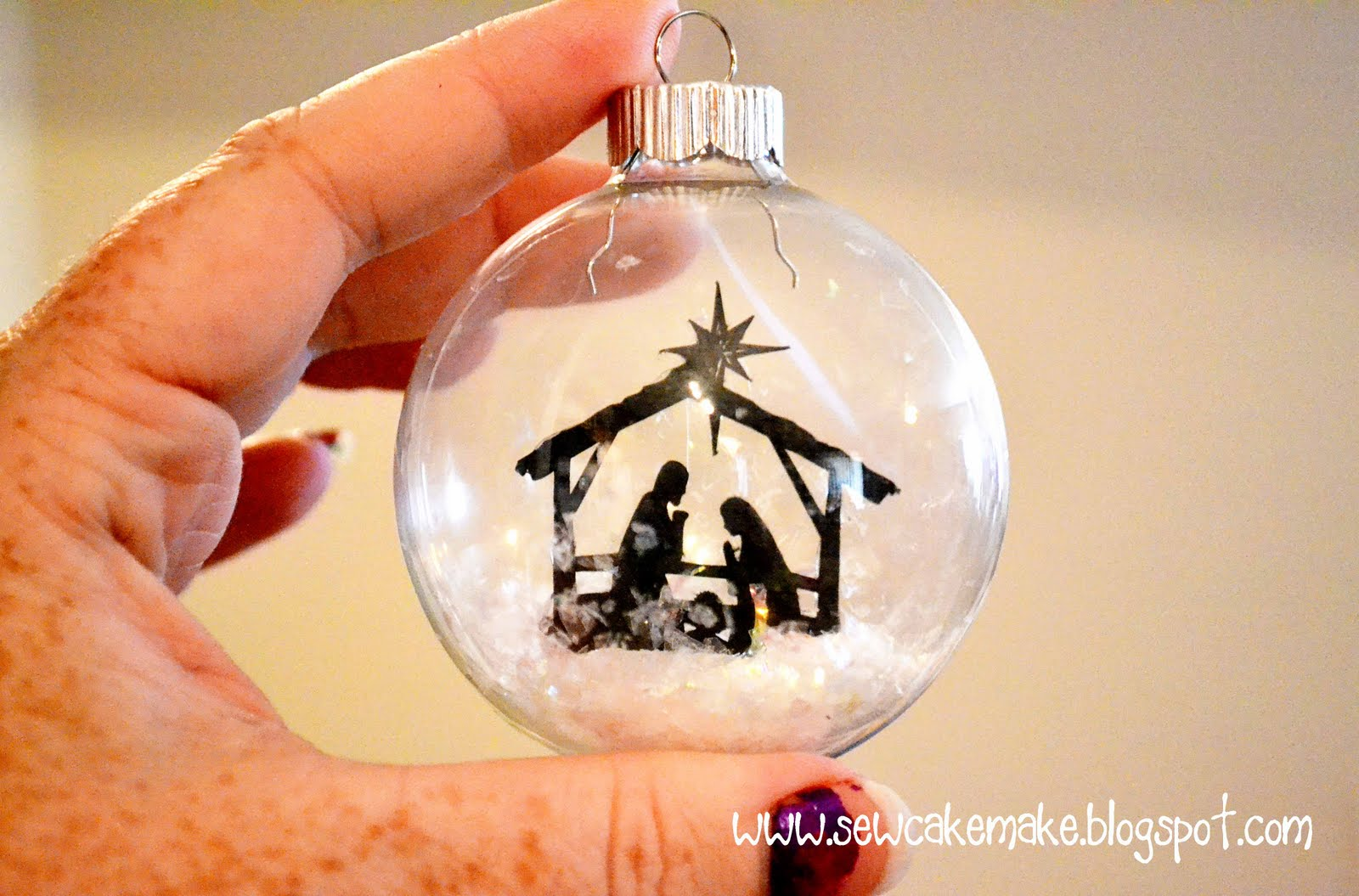 Glass craft ornaments - Comments