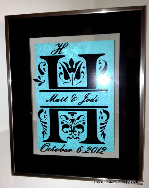 Another of the vinyl picture frames! — Make The Cut! Forum