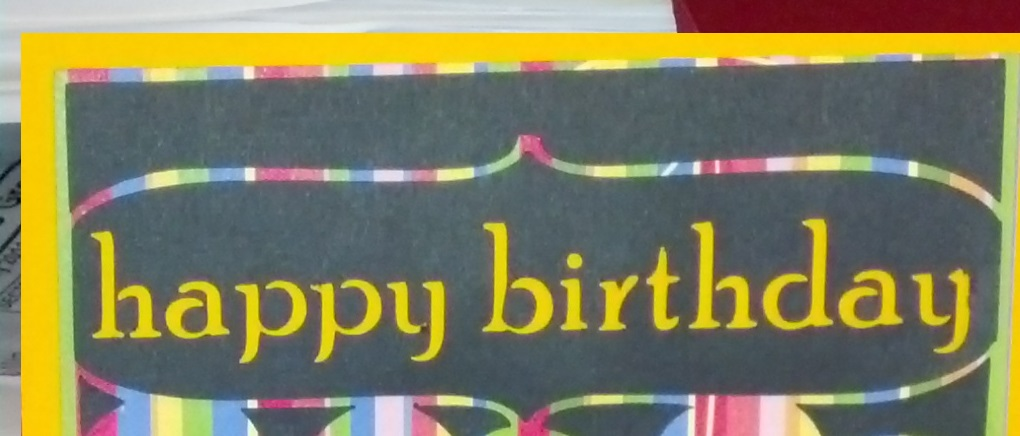 Happy Birthday Lettering Maker ~ Stencil type font resolved make the cut forum