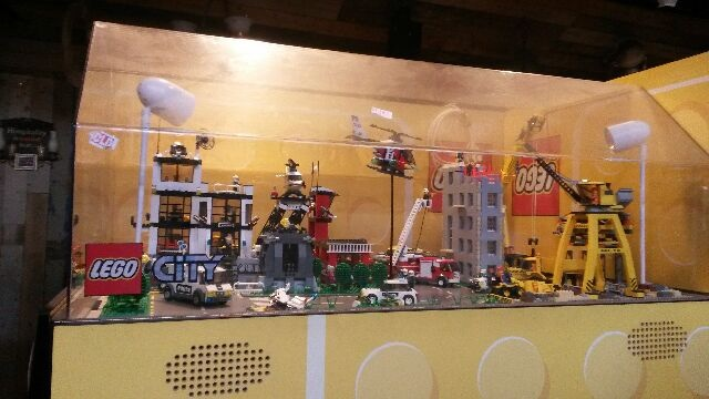 Lego shop display cabinet — Brickset Forum