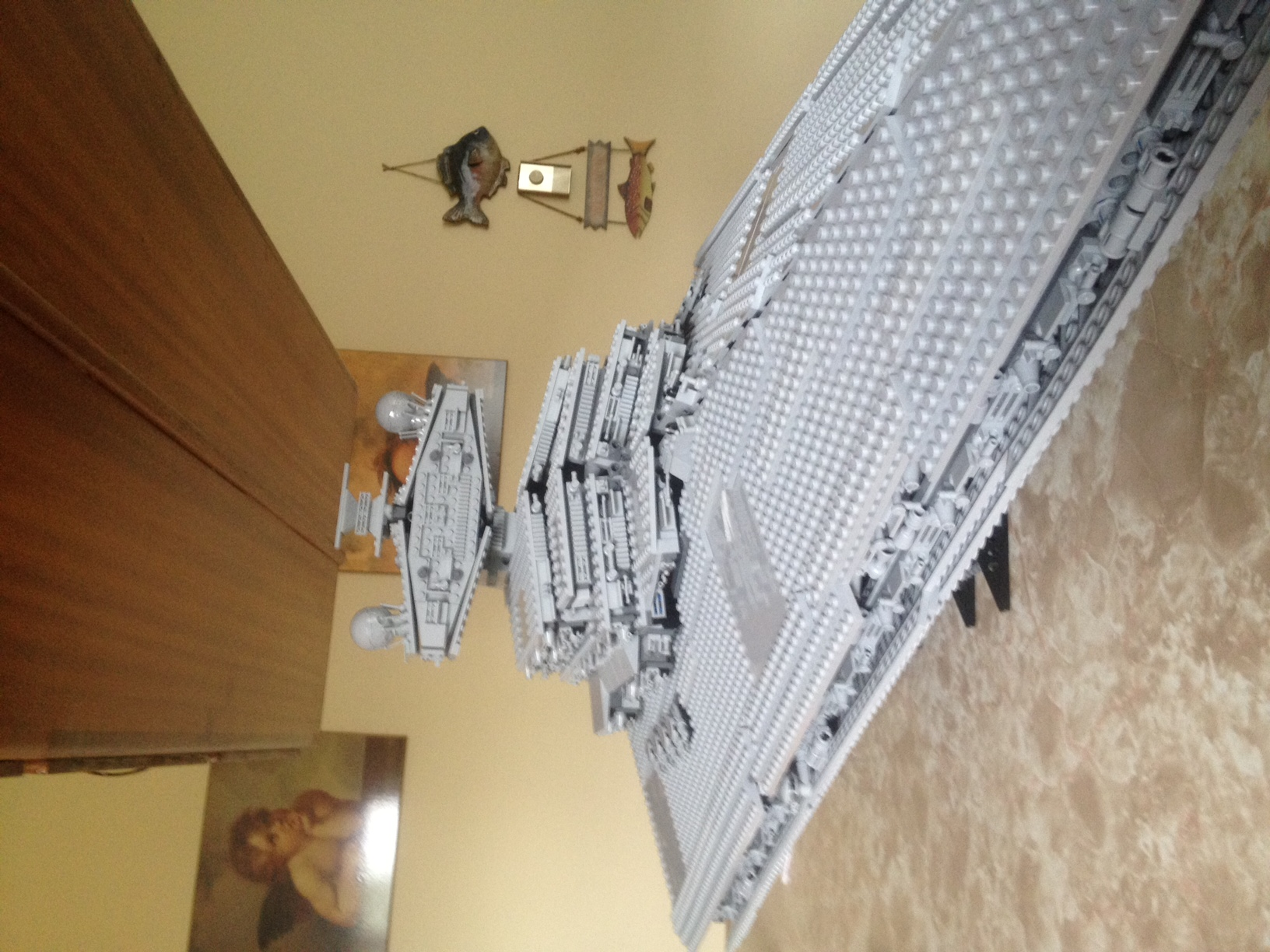 lego star destroyer 10030 instructions