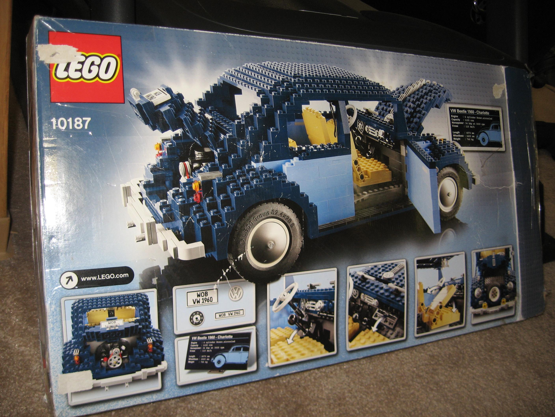 For Sale 10187 Vw Beetle Used Brickset Forum
