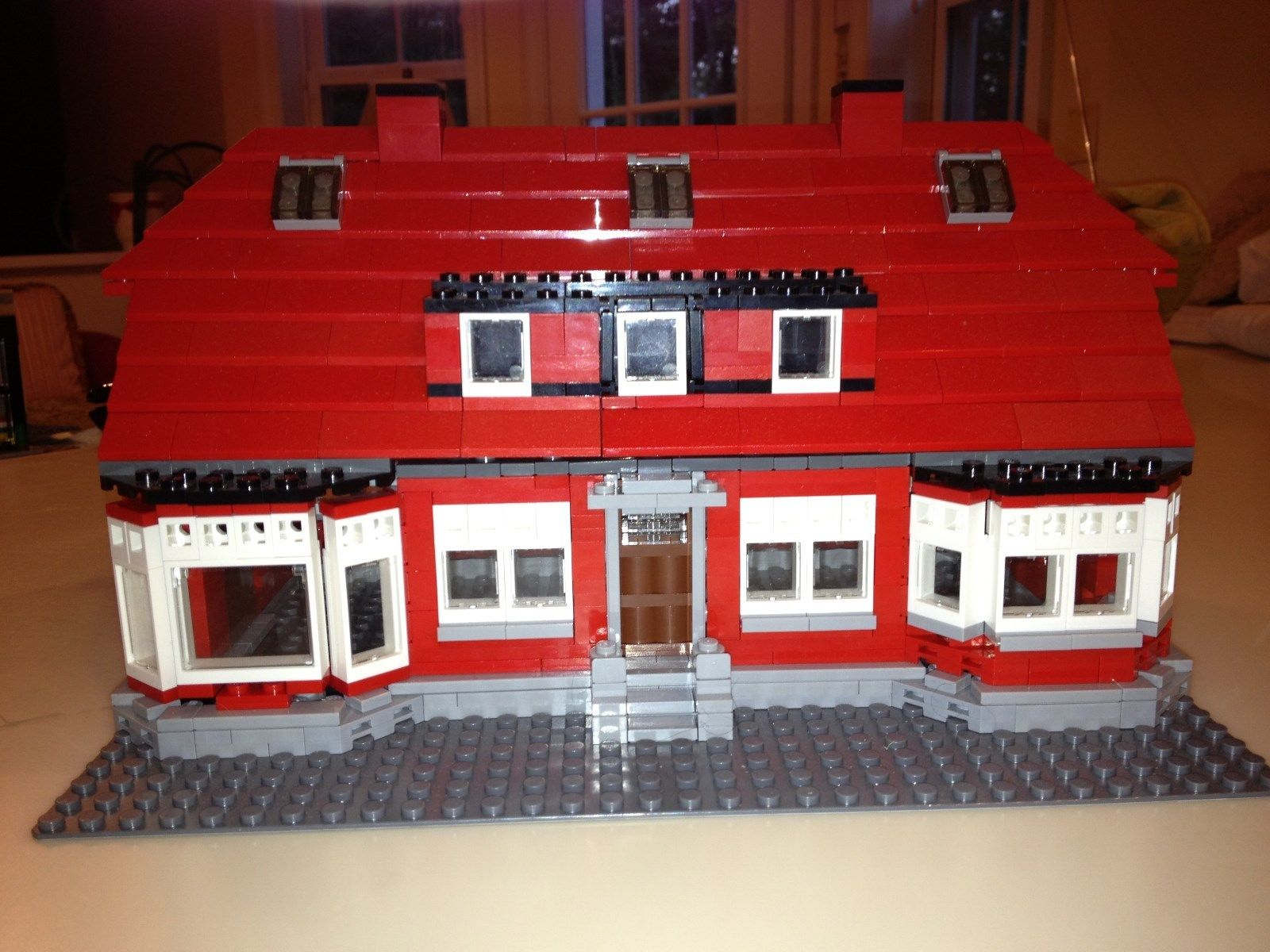 For Sale Charity Lego Ole Kirk 39 S House 4000007 Complete