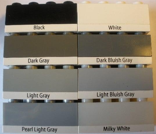 Color Variation — Brickset Forum