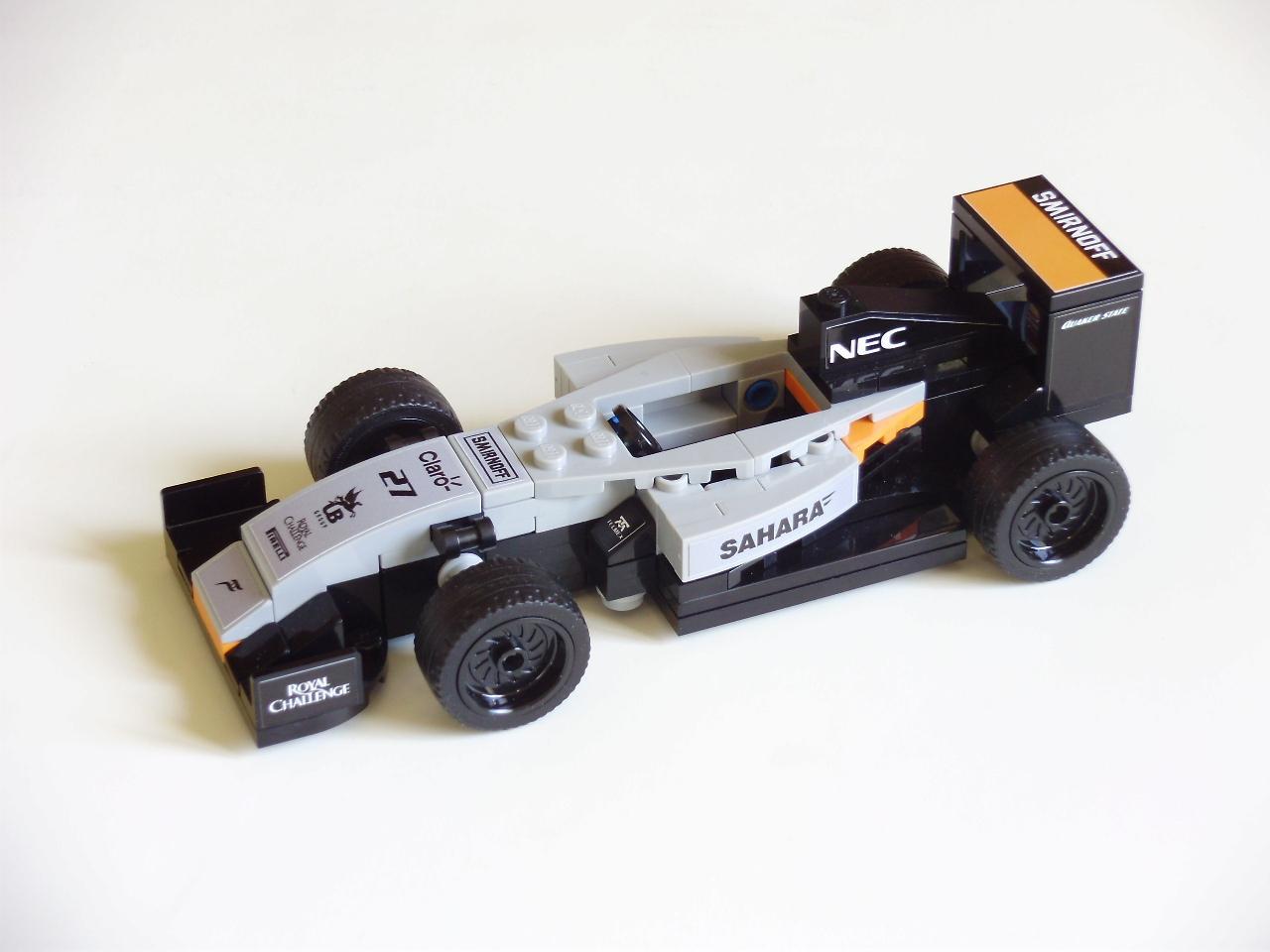 lego f1 car instructions