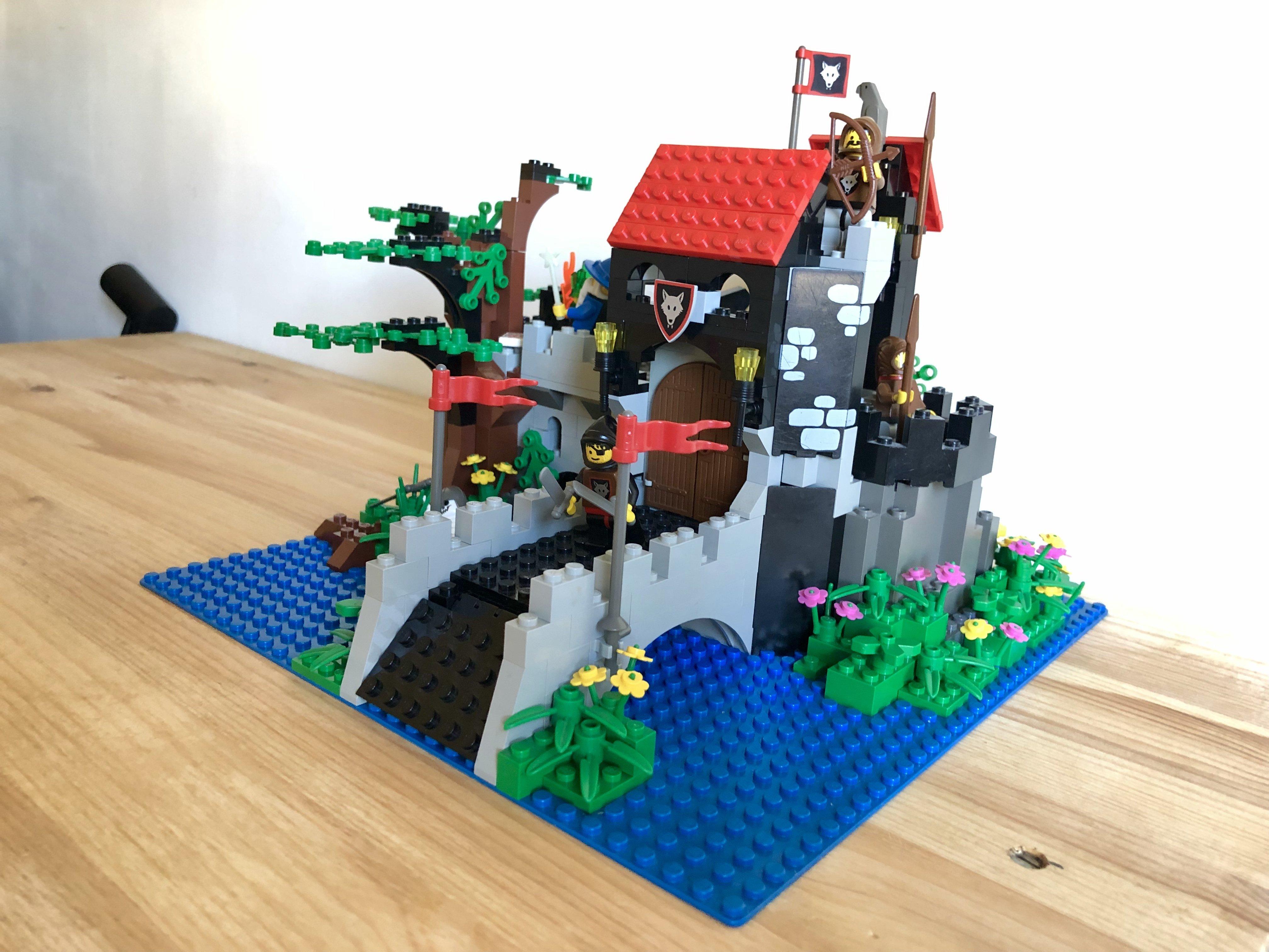 Vintage Lego Castle Getting Into It Page 2 Brickset Forum