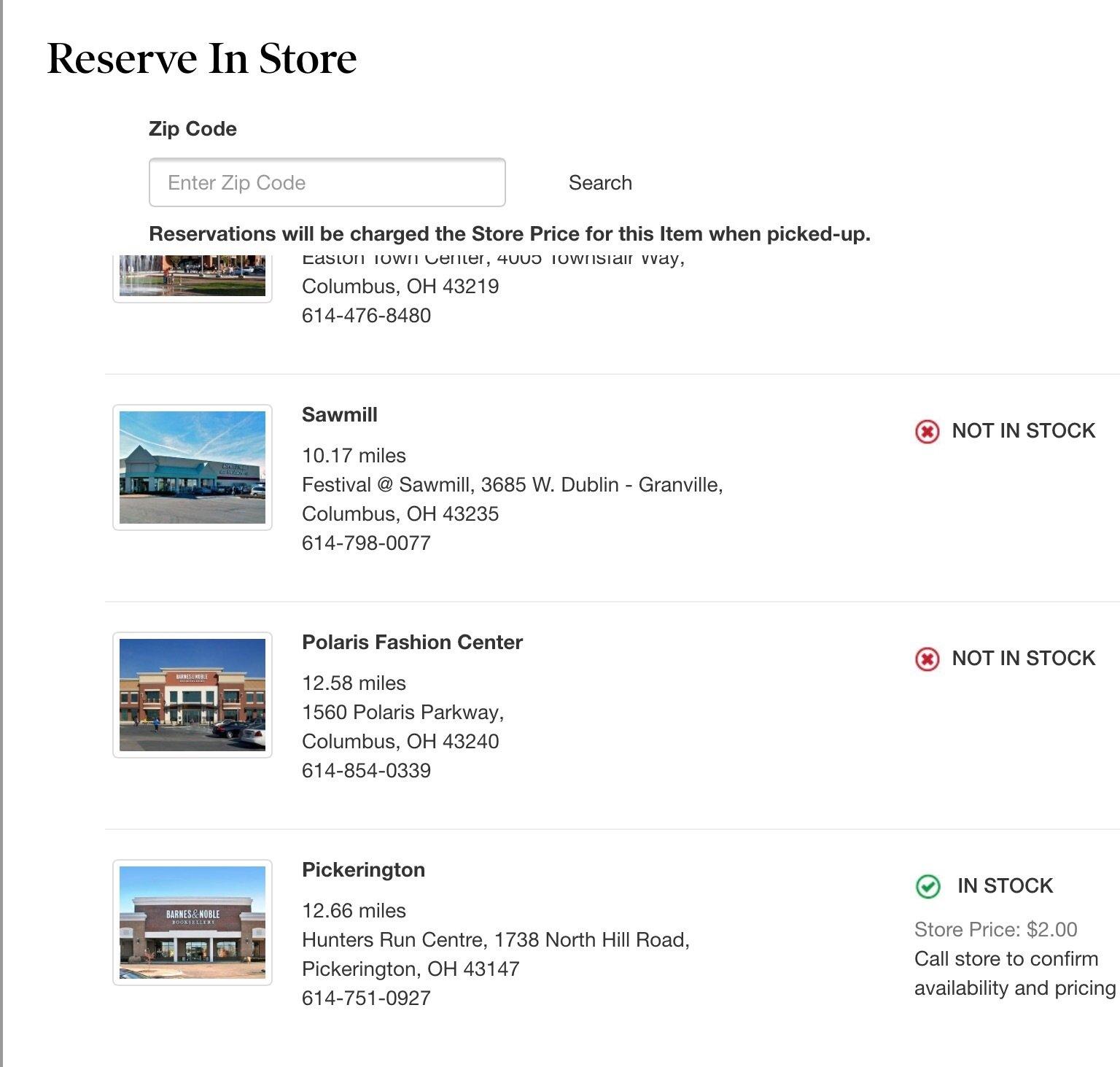 US Barnes and Noble Brickset Forum