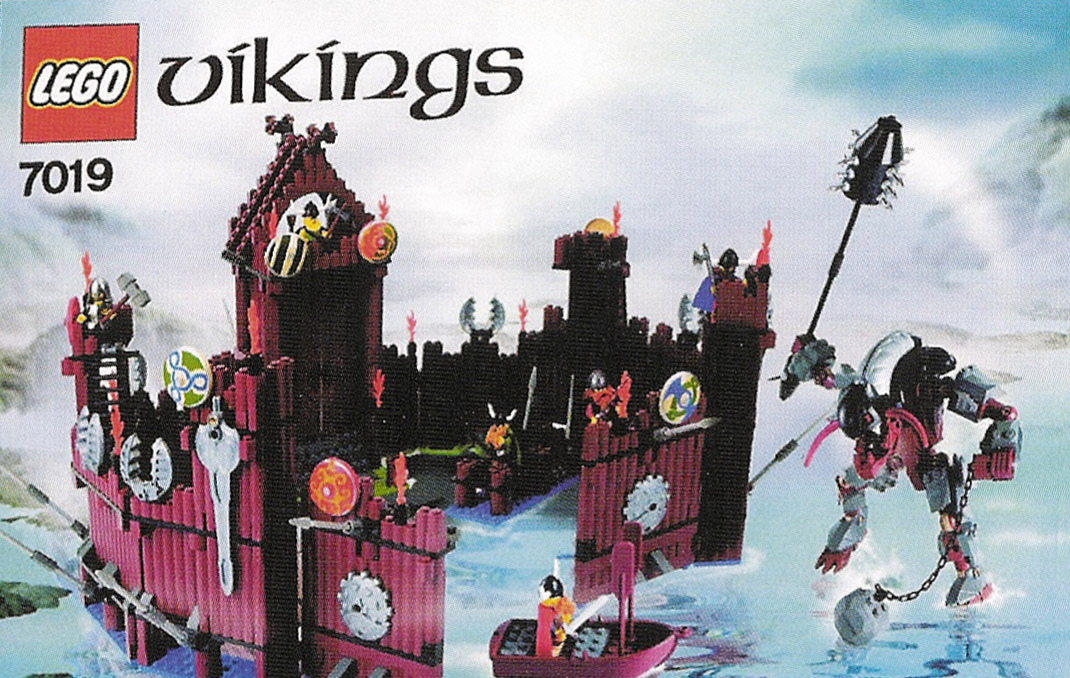 A Look Back At The Vikings Theme Brickset Forum