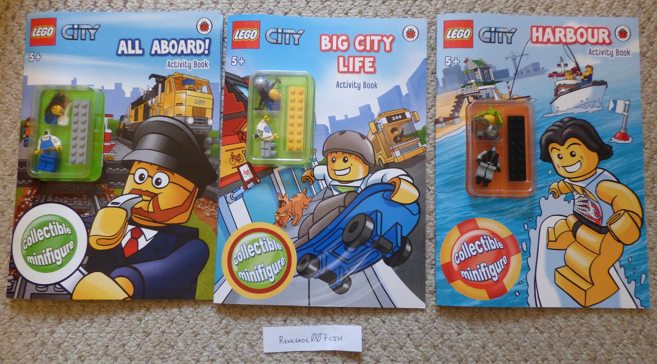 Ideal late easter gift lego activity books figures for sale lego activity books pic 1 negle Image collections