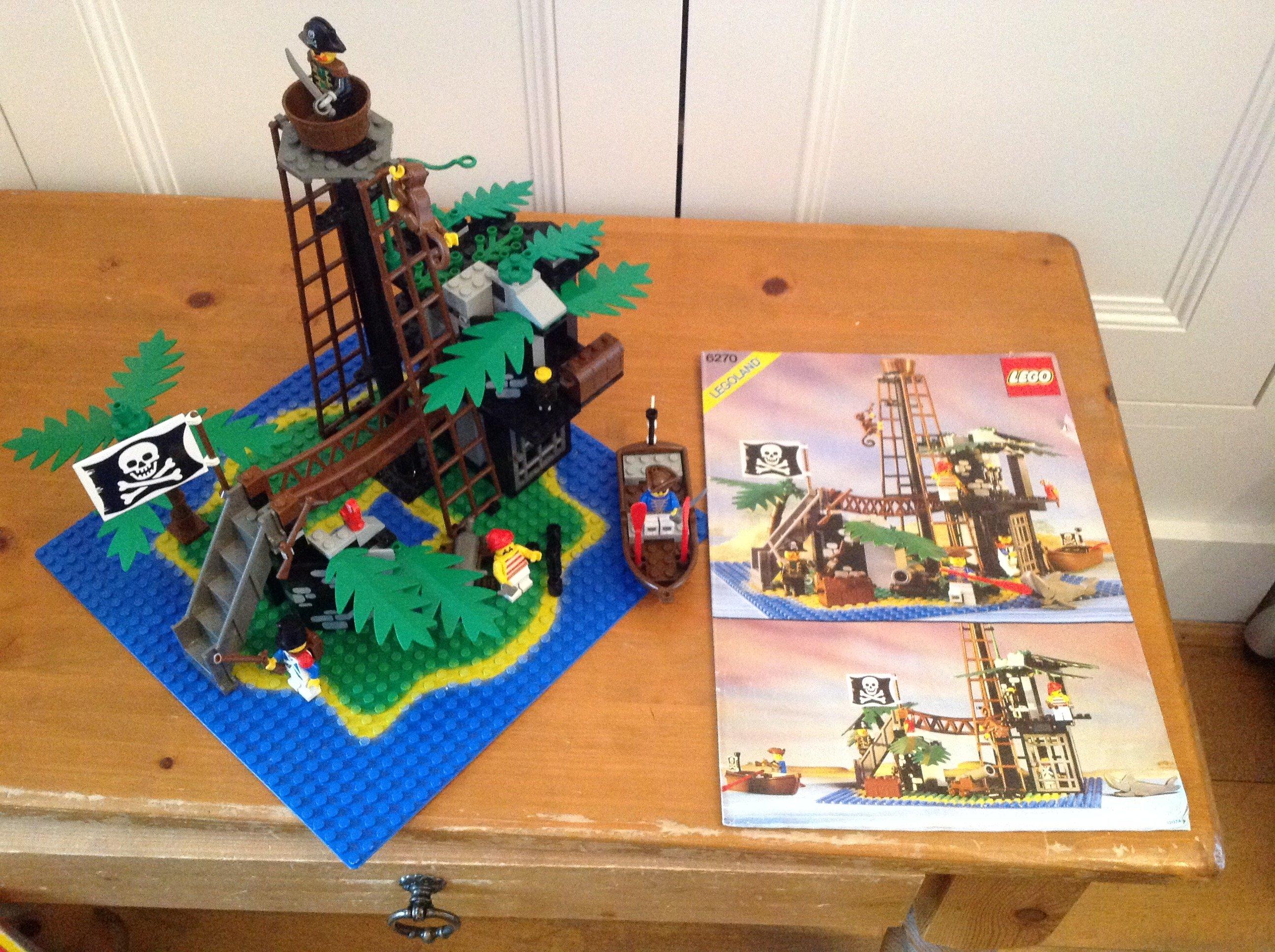 Vintage Pirate Lego Lot Fs London Uk Brickset Forum