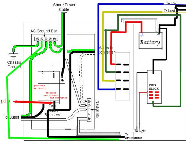 wfco 8735 wiring diagram   24 wiring diagram images
