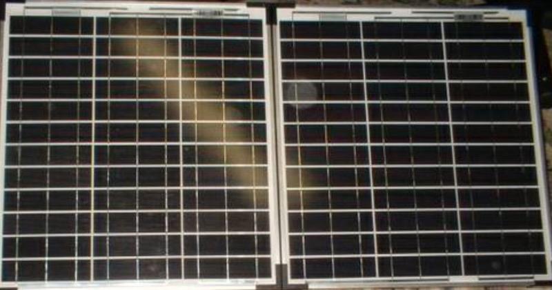 Help requested identifying 80watt portable Zamp solar panel — Little