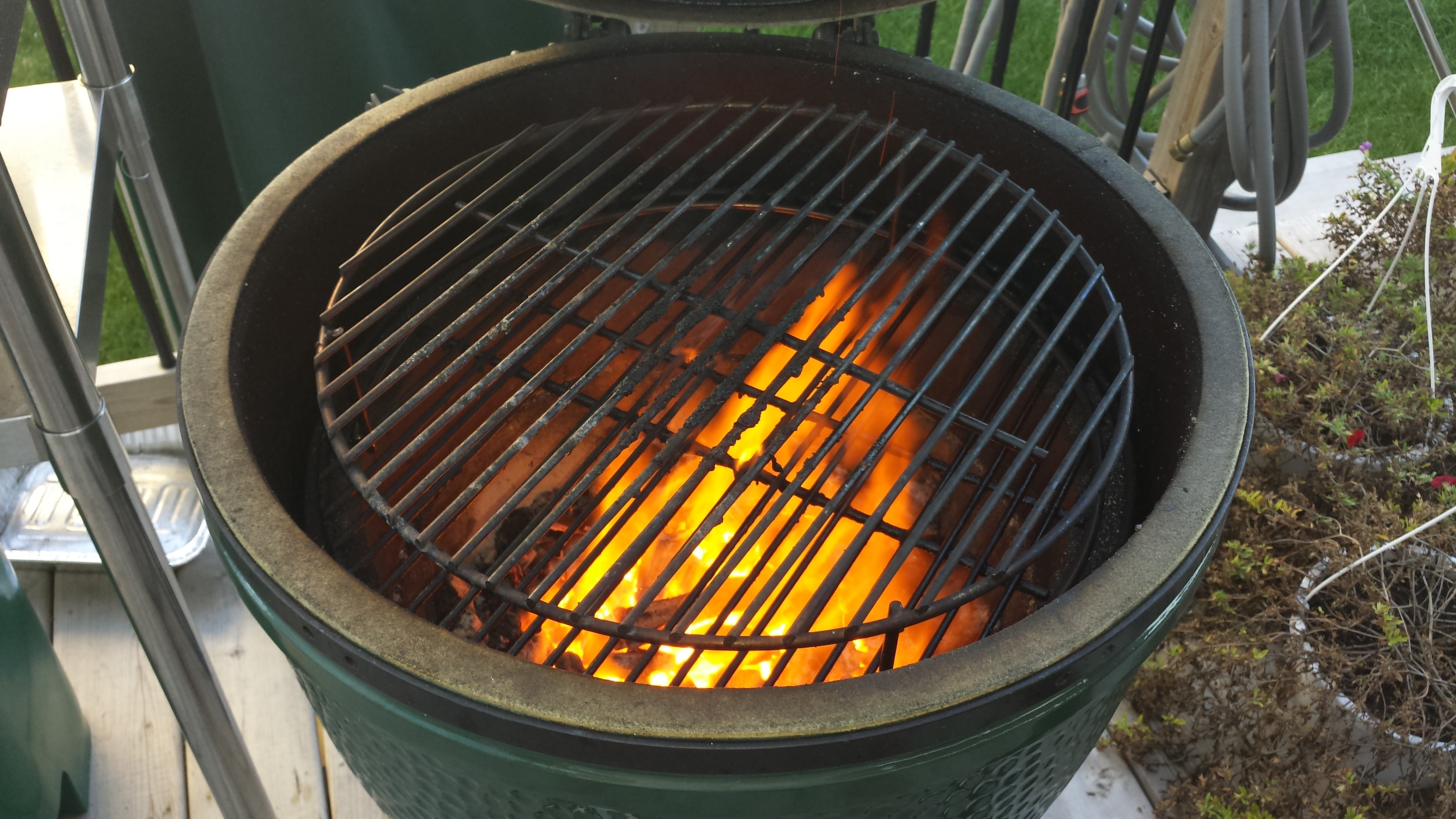 The BBQ Dragon and starters — Big Green Egg EGGhead Forum The