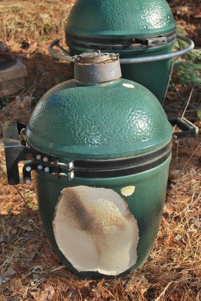 Second hand egg  Big Green Egg - EGGhead Forum - The Ultimate Cooking  Experience