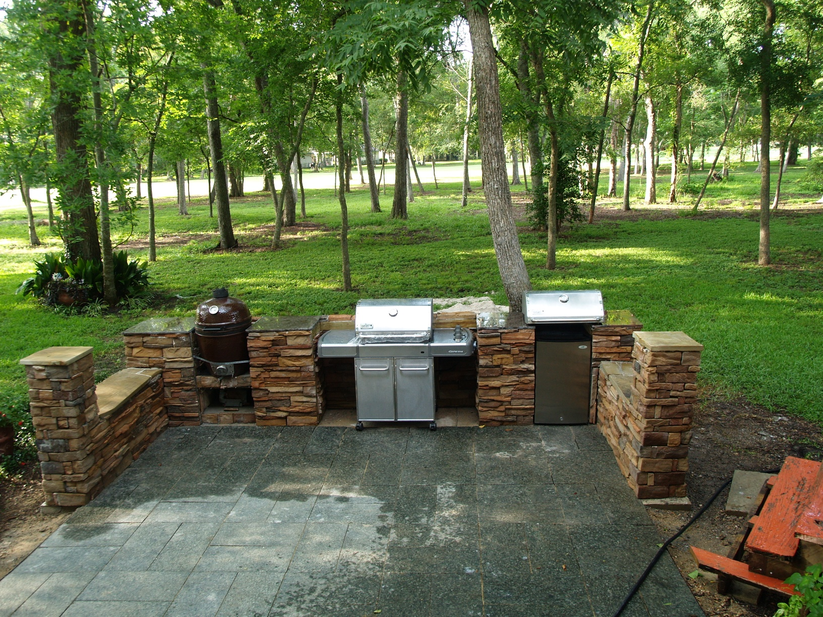Outdoor Kitchen Designs Big Green Egg Egghead Forum The Ultimate Cooking Experience