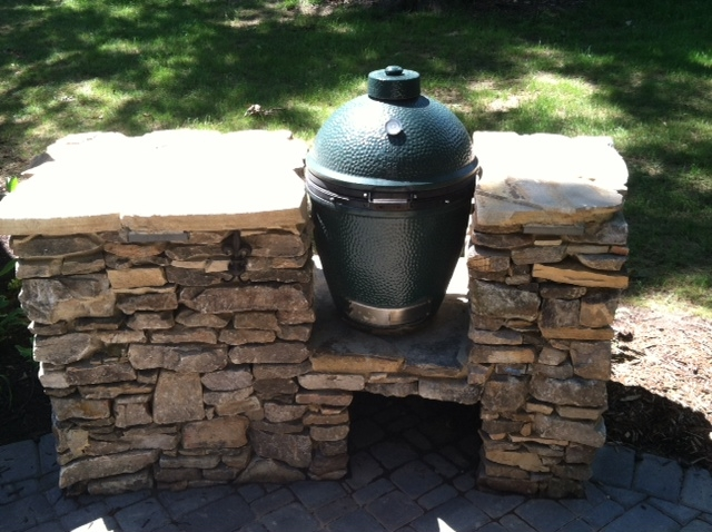 New Stone Table Green Egg Egghead Forum The