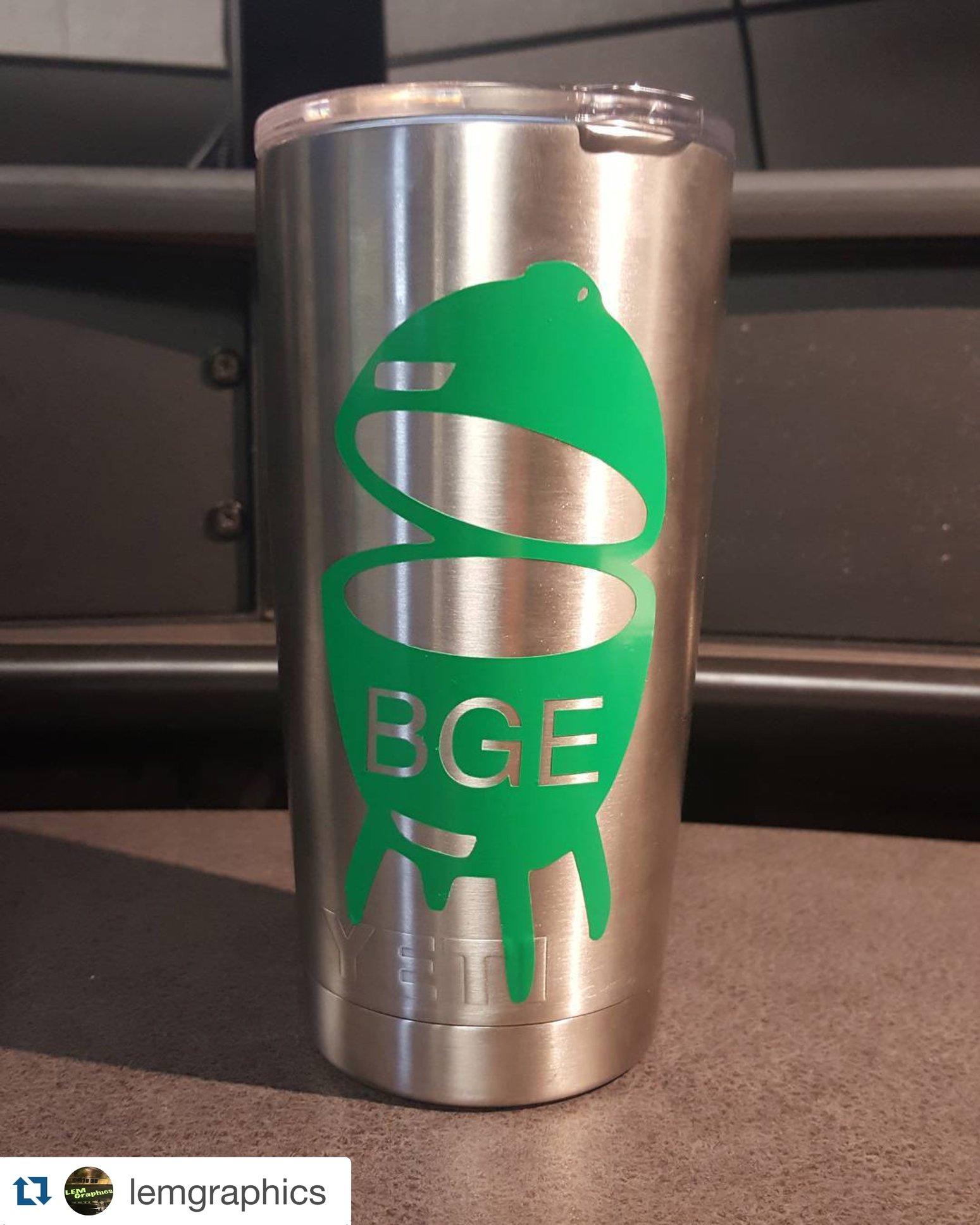 31cd0eed42f what hurts worst than buying 2 YETI 20 oz Tumblers? — Big Green Egg ...