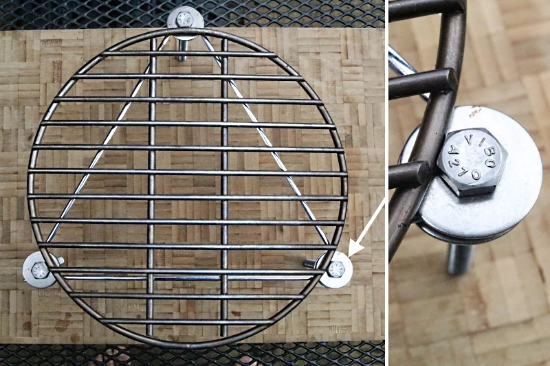 Updated And Improved Design For Diy Raised Grid In A