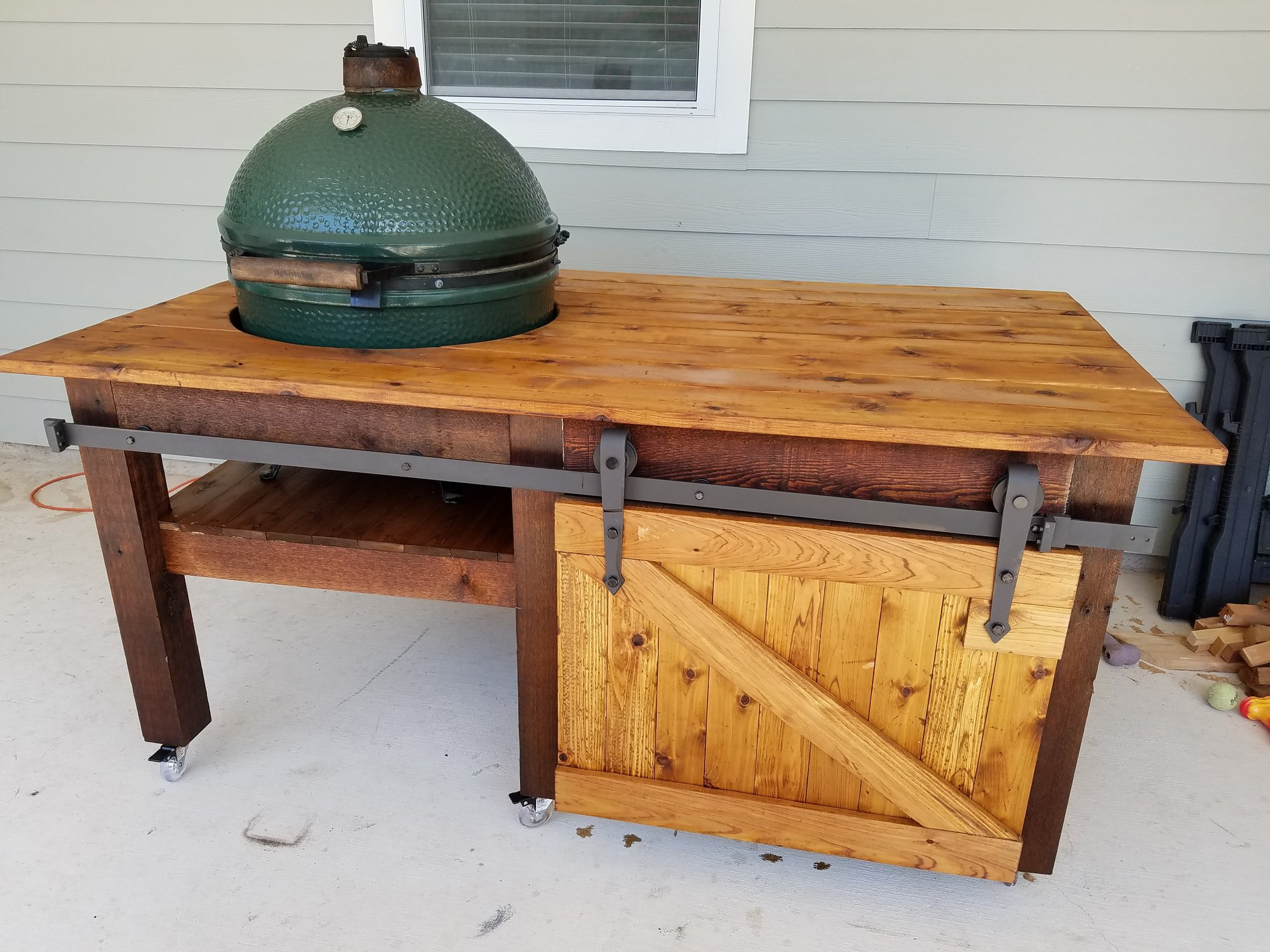 My First Egg Table Xl Bge Big Green Egg Egghead Forum