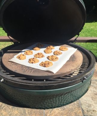 Cookie Day Big Green Egg Egghead Forum The Ultimate Cooking Experience