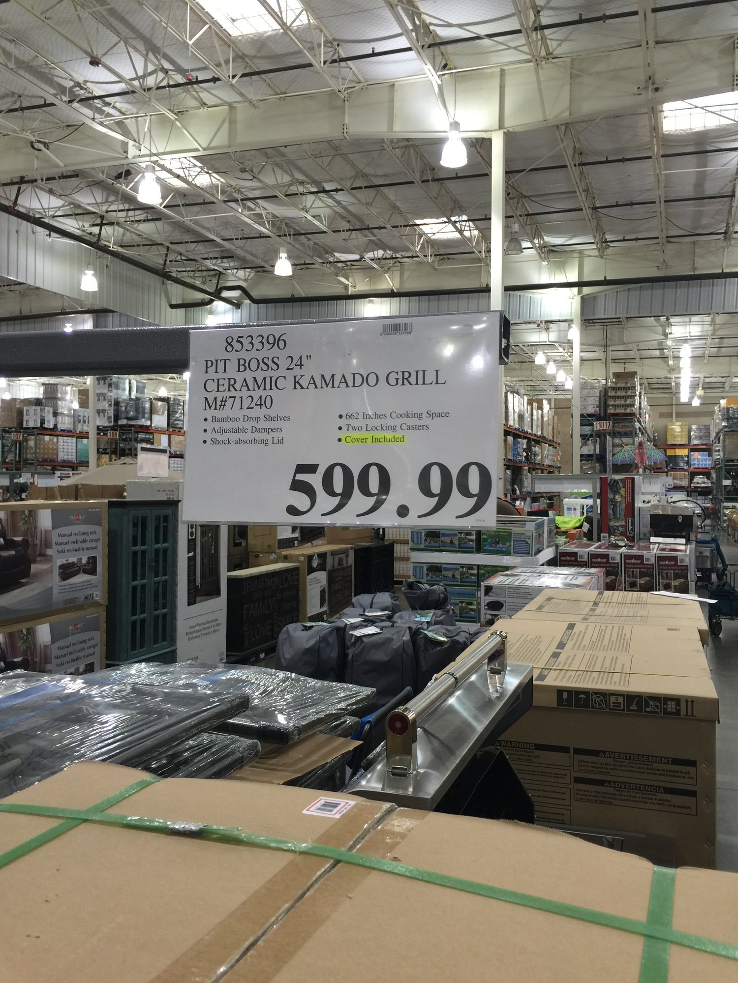 New knock off at Costco — Big Green Egg - EGGhead Forum - The
