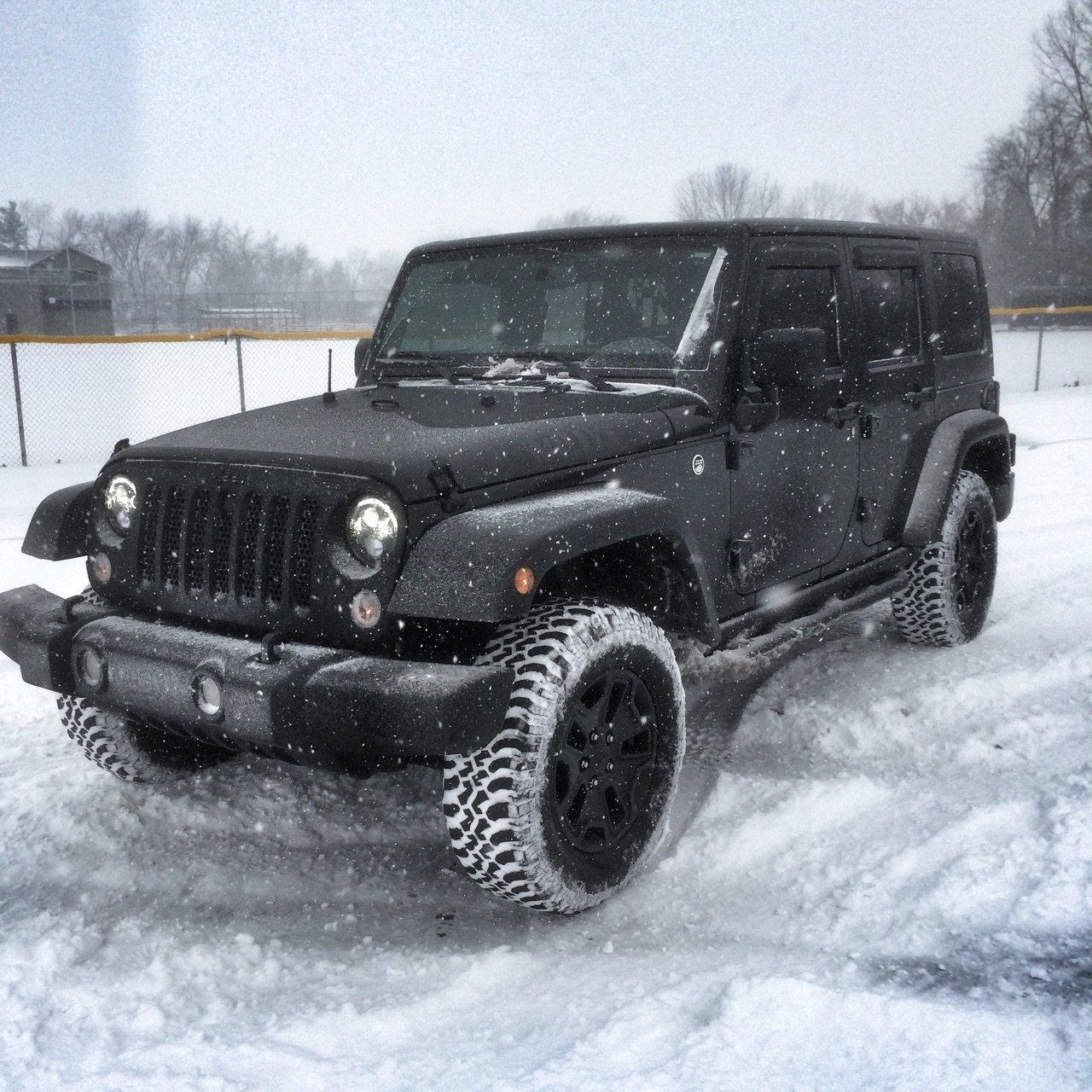 Ot: New Toy Jeep