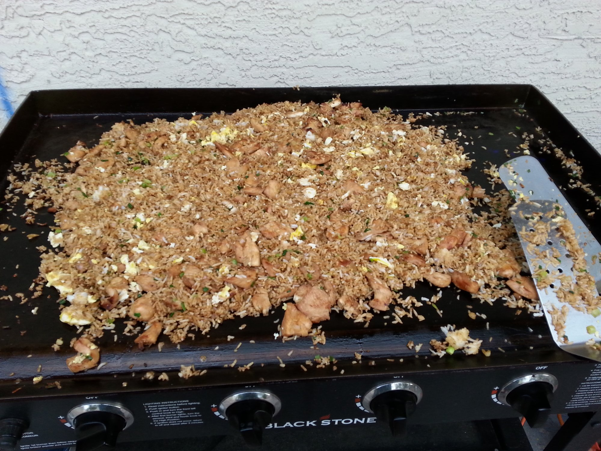 How Do You Use Your Blackstone Griddle Page 2 Big Green Egg Egghead Forum The Ultimate