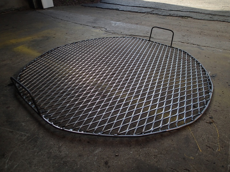 Looking for a diamond pattern cooking grate for XL — Big ...