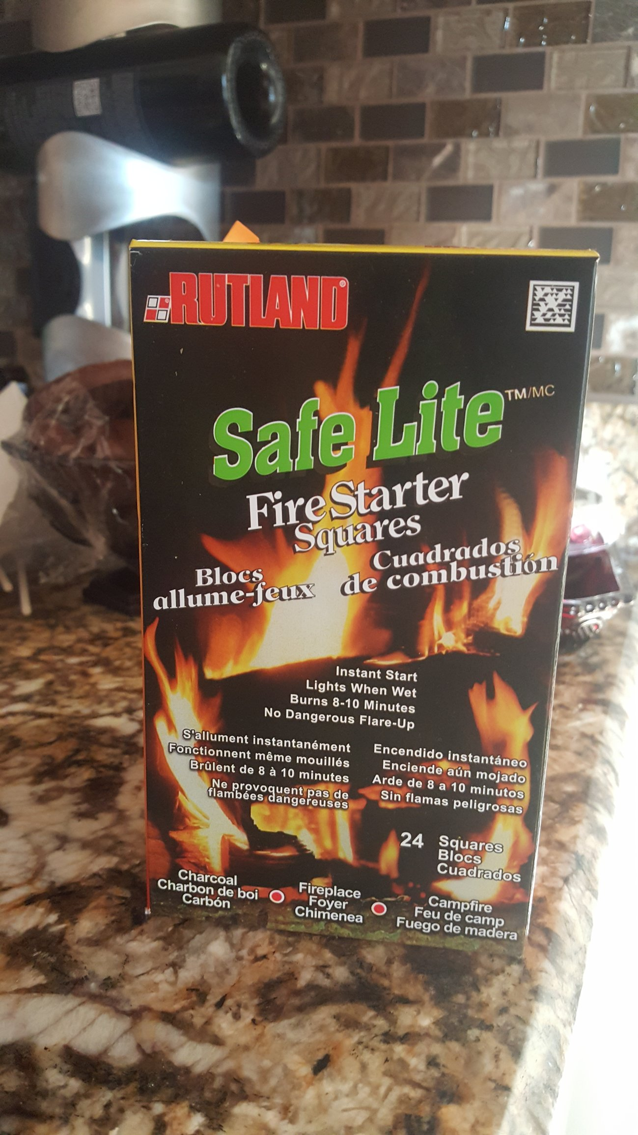 Safe Lite Fire Starter Egg Safe — Big Green Egg EGGhead Forum