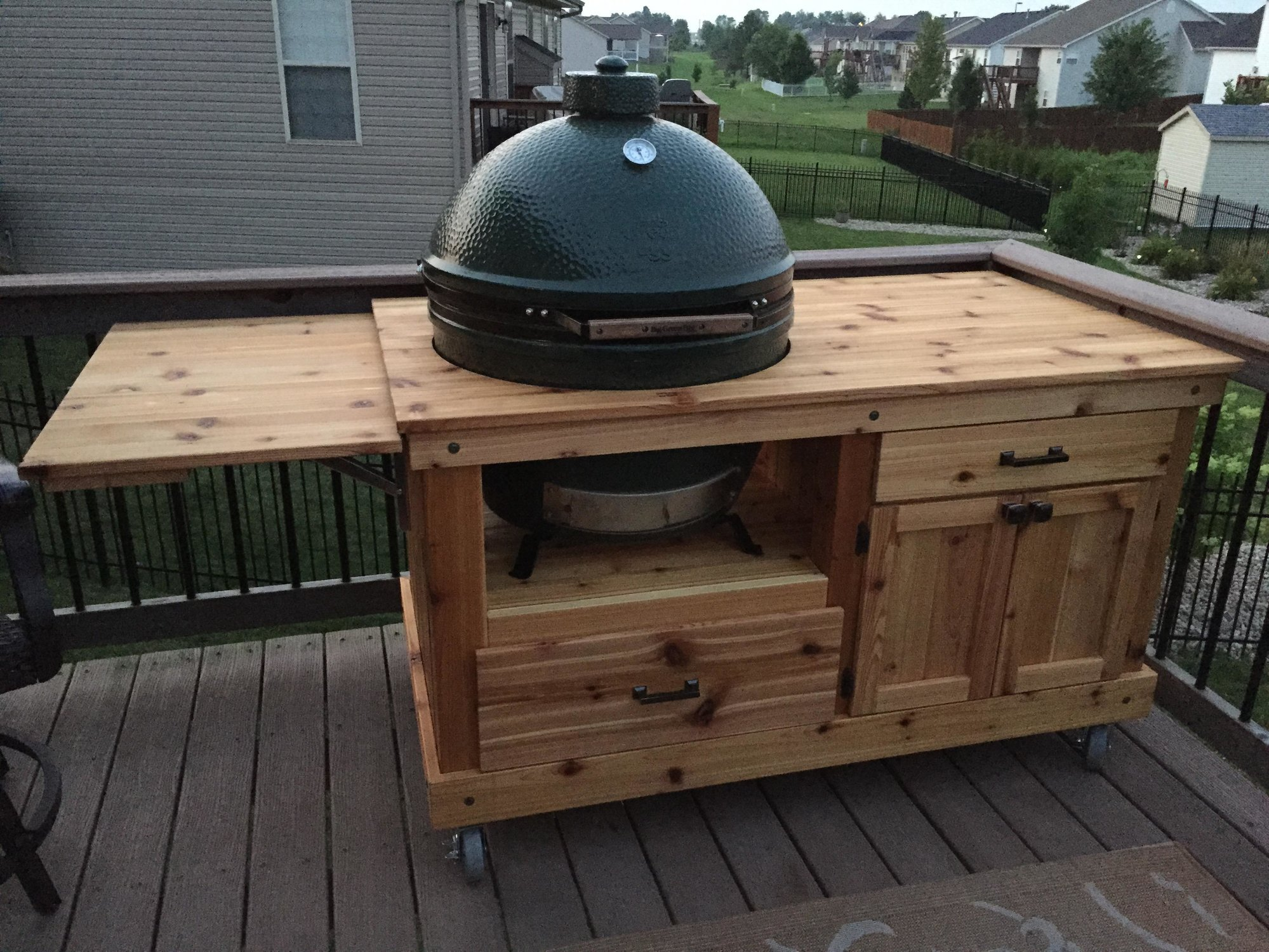 New BGE Table.
