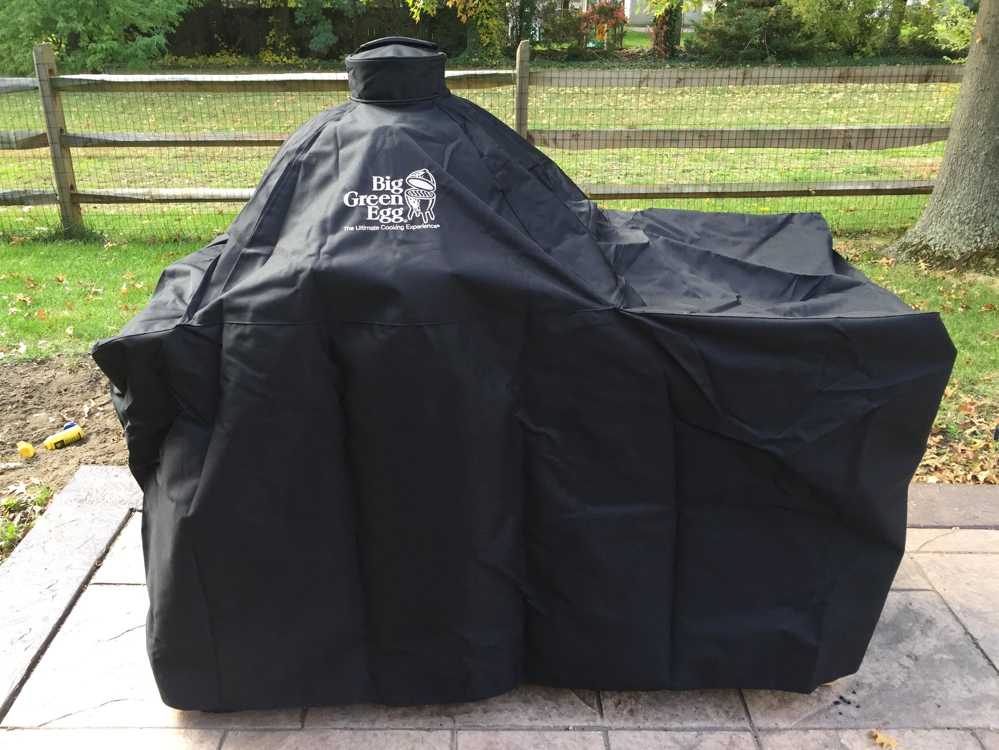 Beau Bought BGE Long Table Cover. Fits Pretty Well. Image.jpeg 2.6M