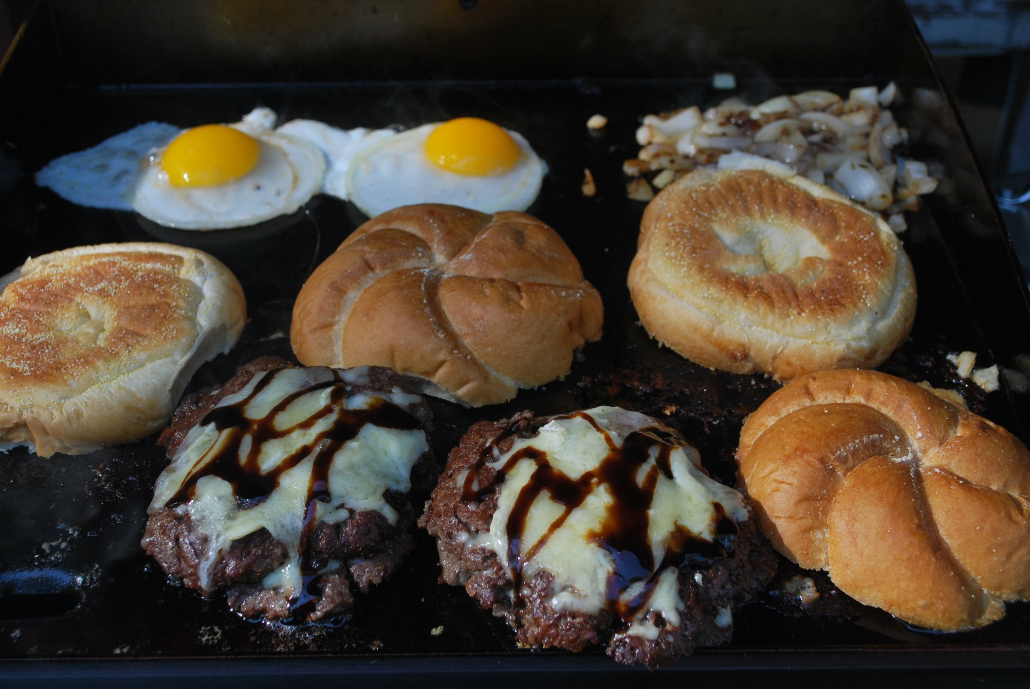 Image result for burgers fishlessman