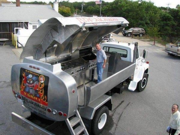 Great Grills For Food Trucks