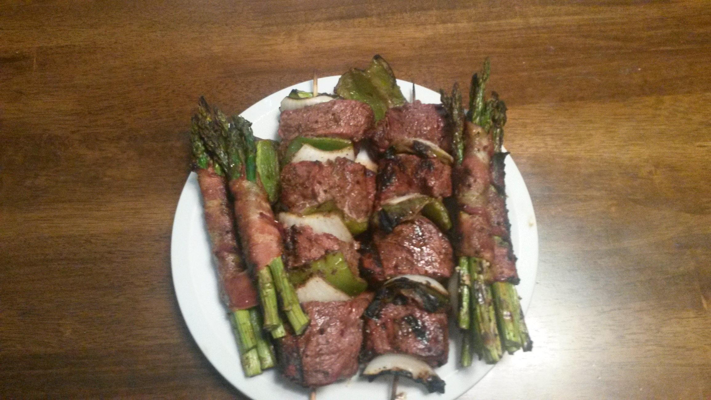 how to cook bacon wrapped asparagus on stove