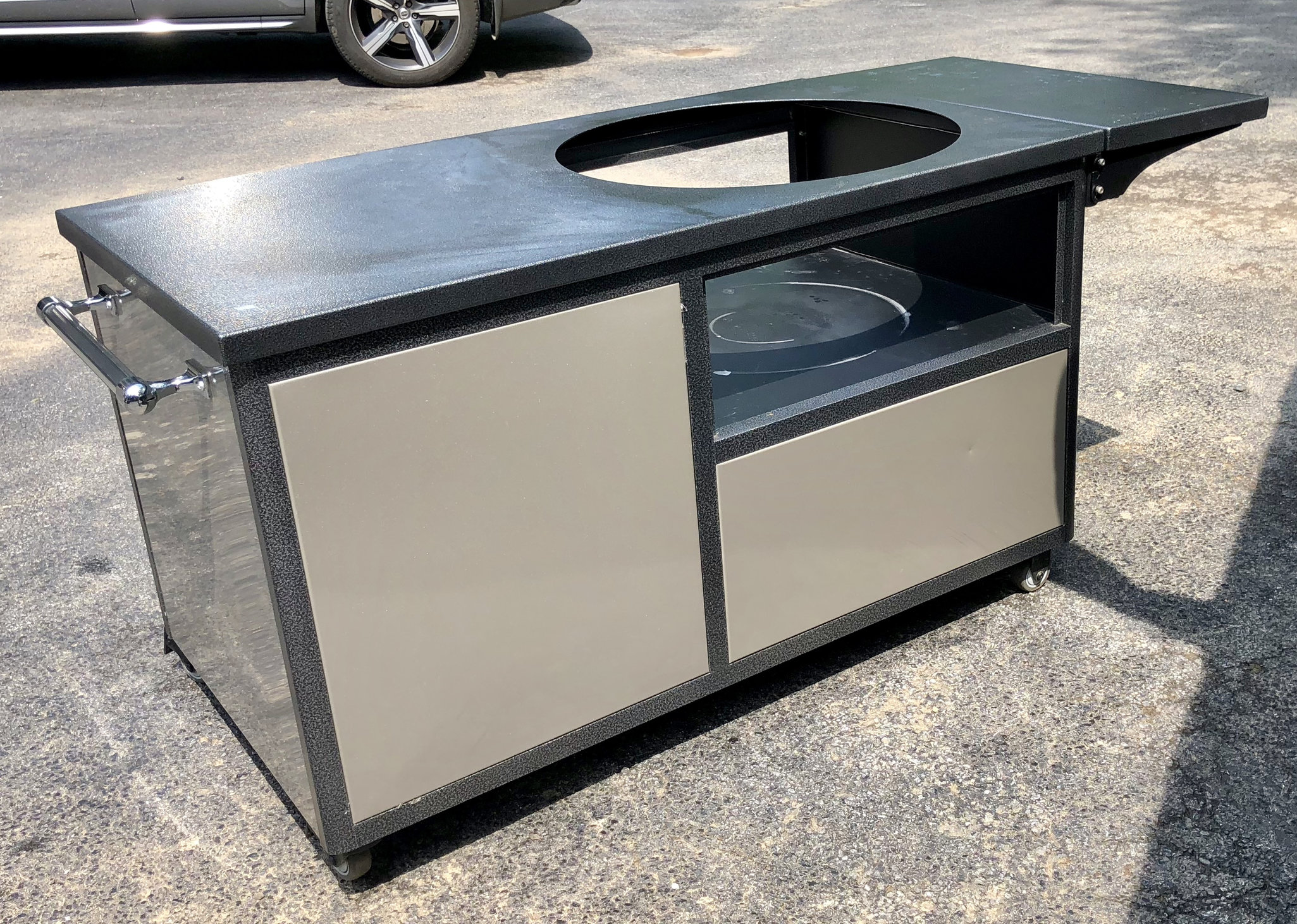 For Sale Challenger Xl Bge Table Big Green Egg