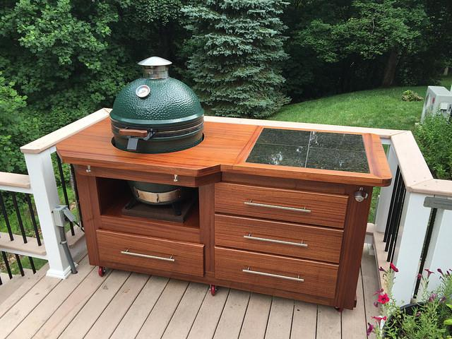 bge cabinet completed & checked out — big green egg - egghead forum