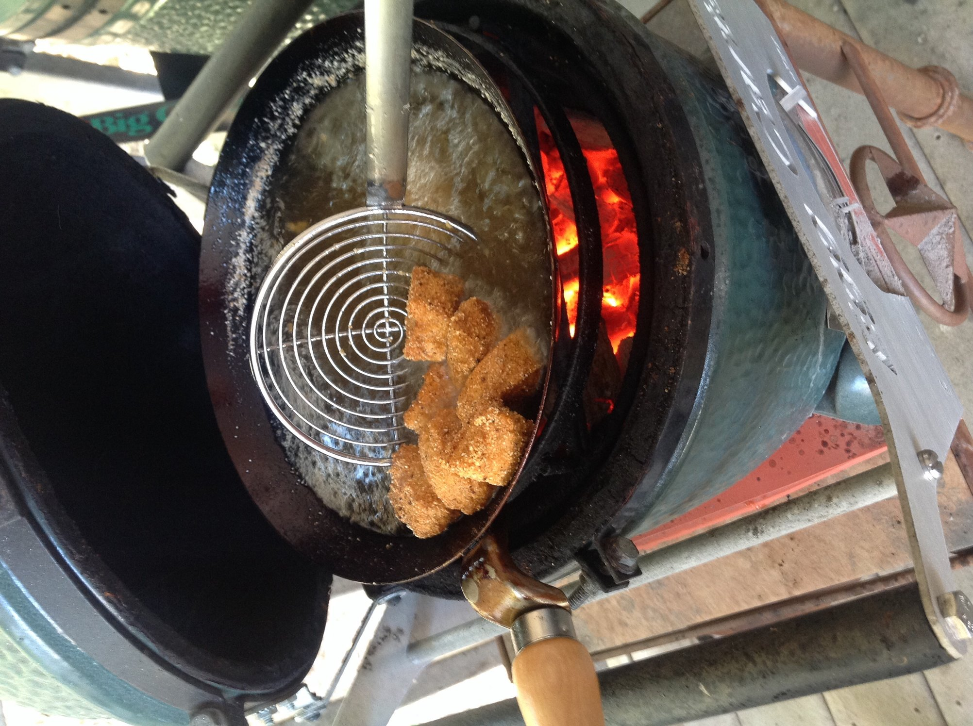 Is it possible to boil water on an Egg?? — Big Green Egg ...
