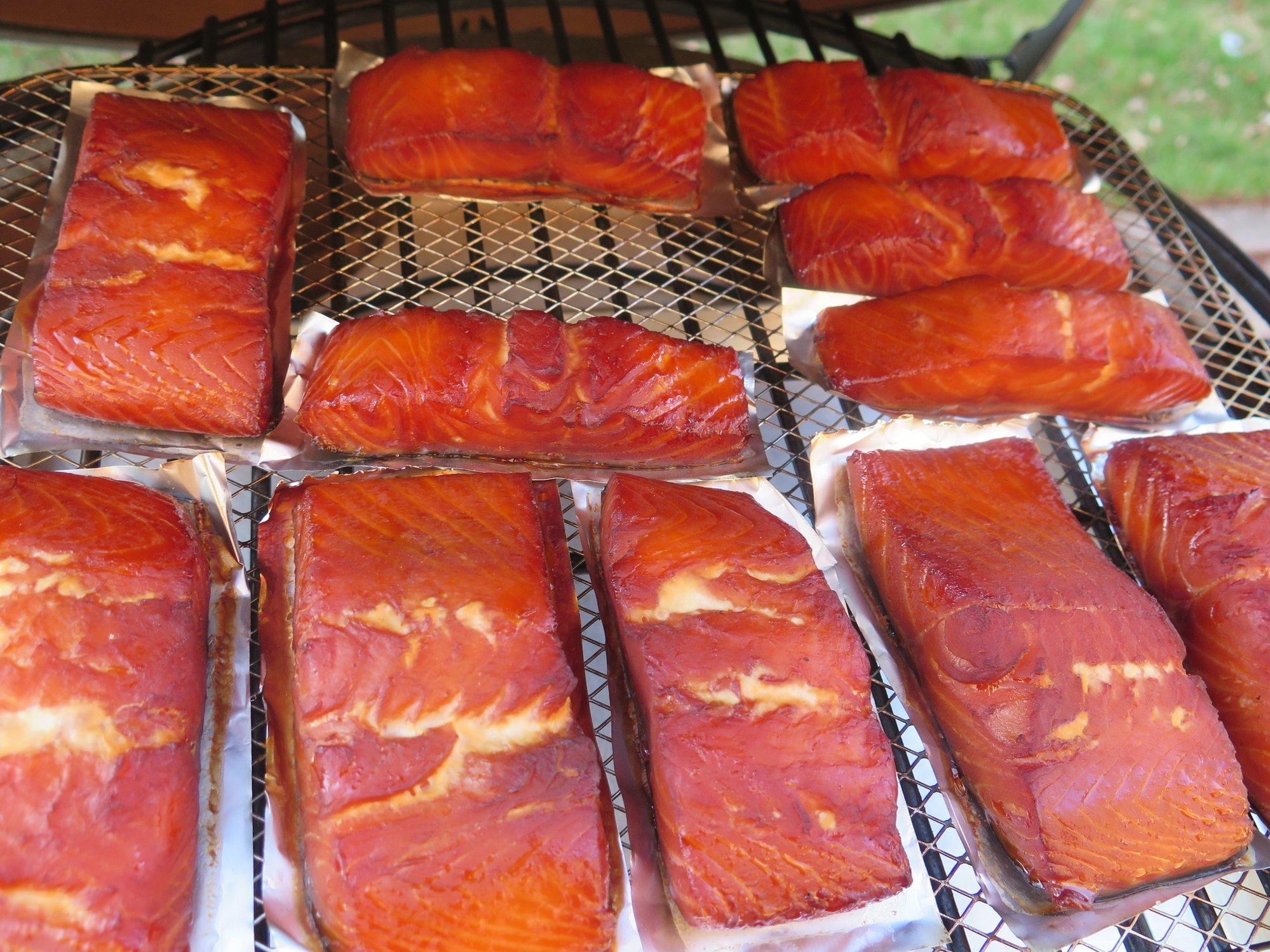 recipe: smoking salmon time guidelines [14]