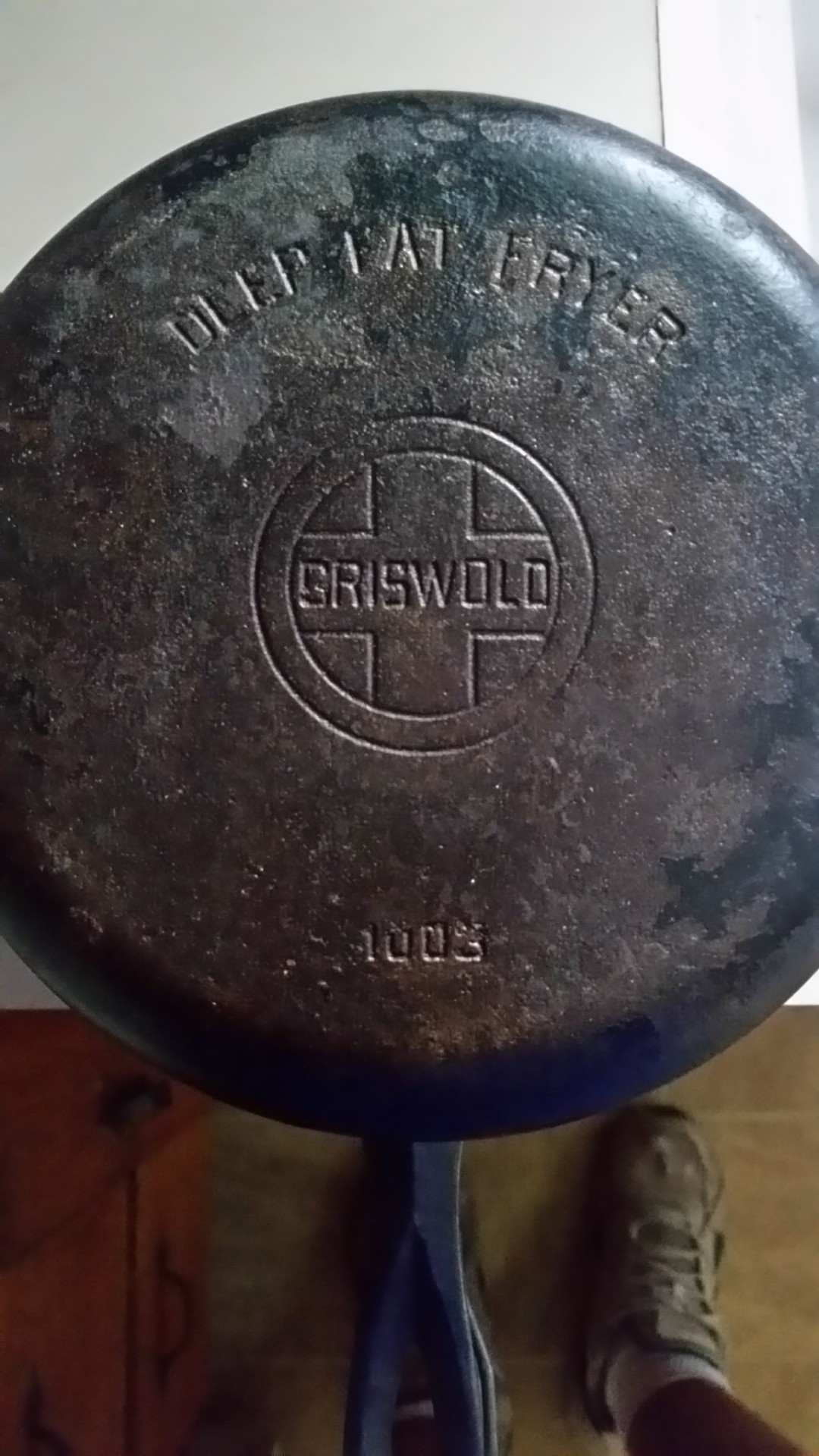 Griswold Cast Iron — Big Green Egg - EGGhead Forum - The ...