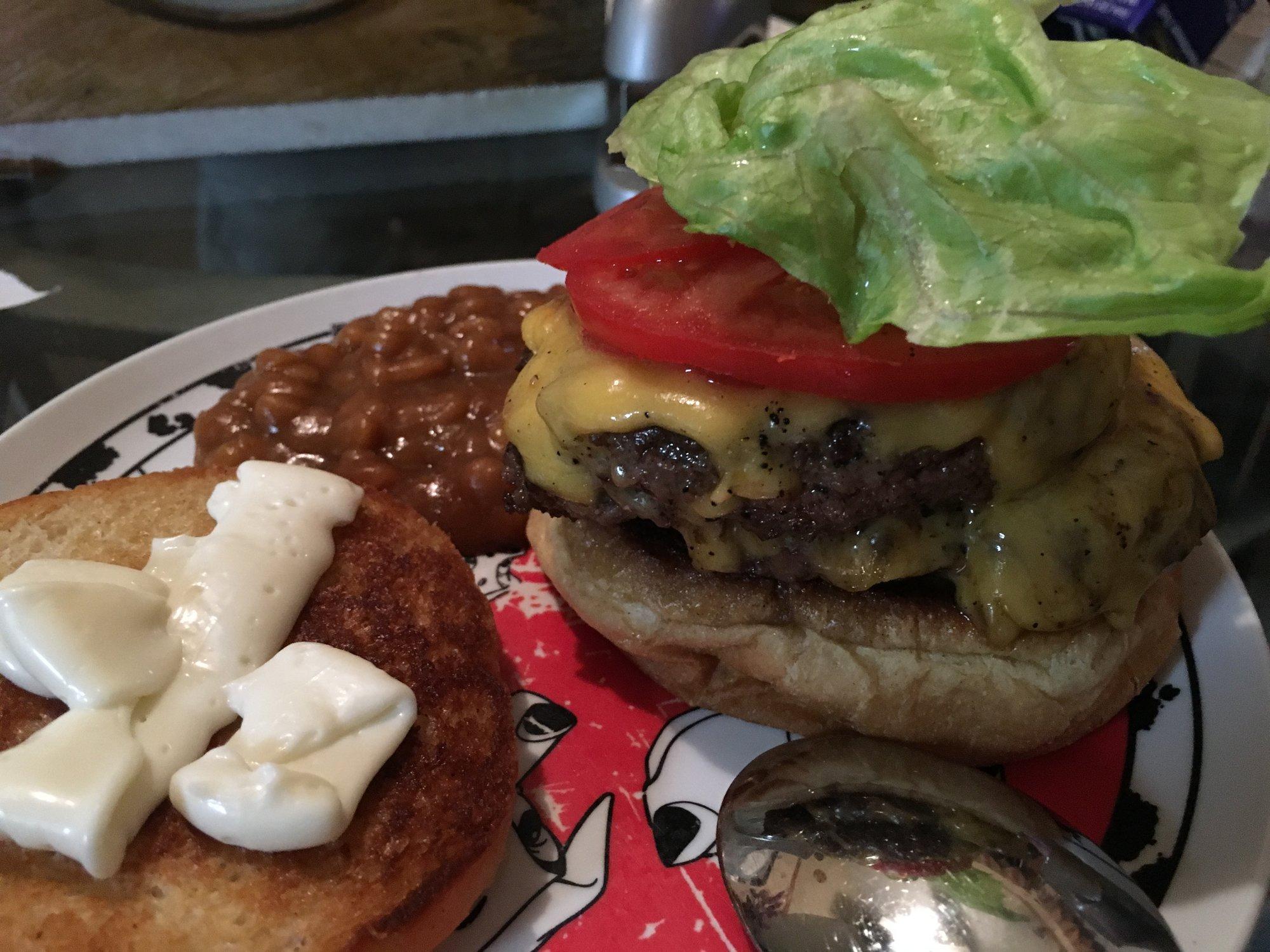 Smash burgers... OMG — Big Green Egg - EGGhead Forum - The ...
