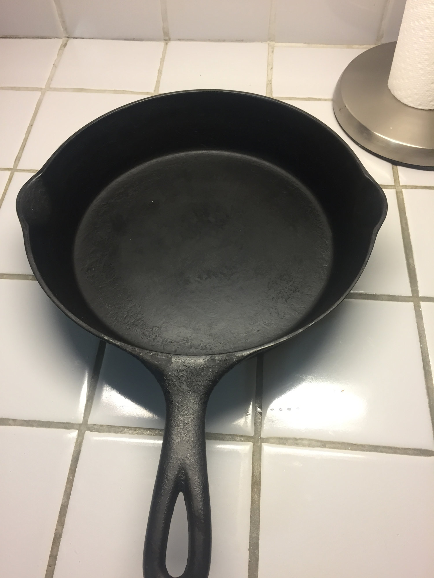 wagner ware cast iron skillet markings