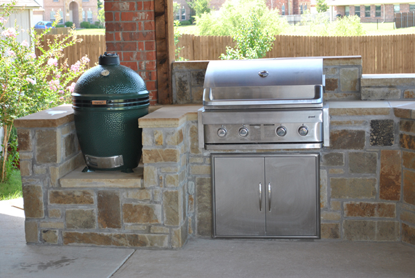 outdoor kitchen designs using green eggs airflow bge how important is it big green egg 613
