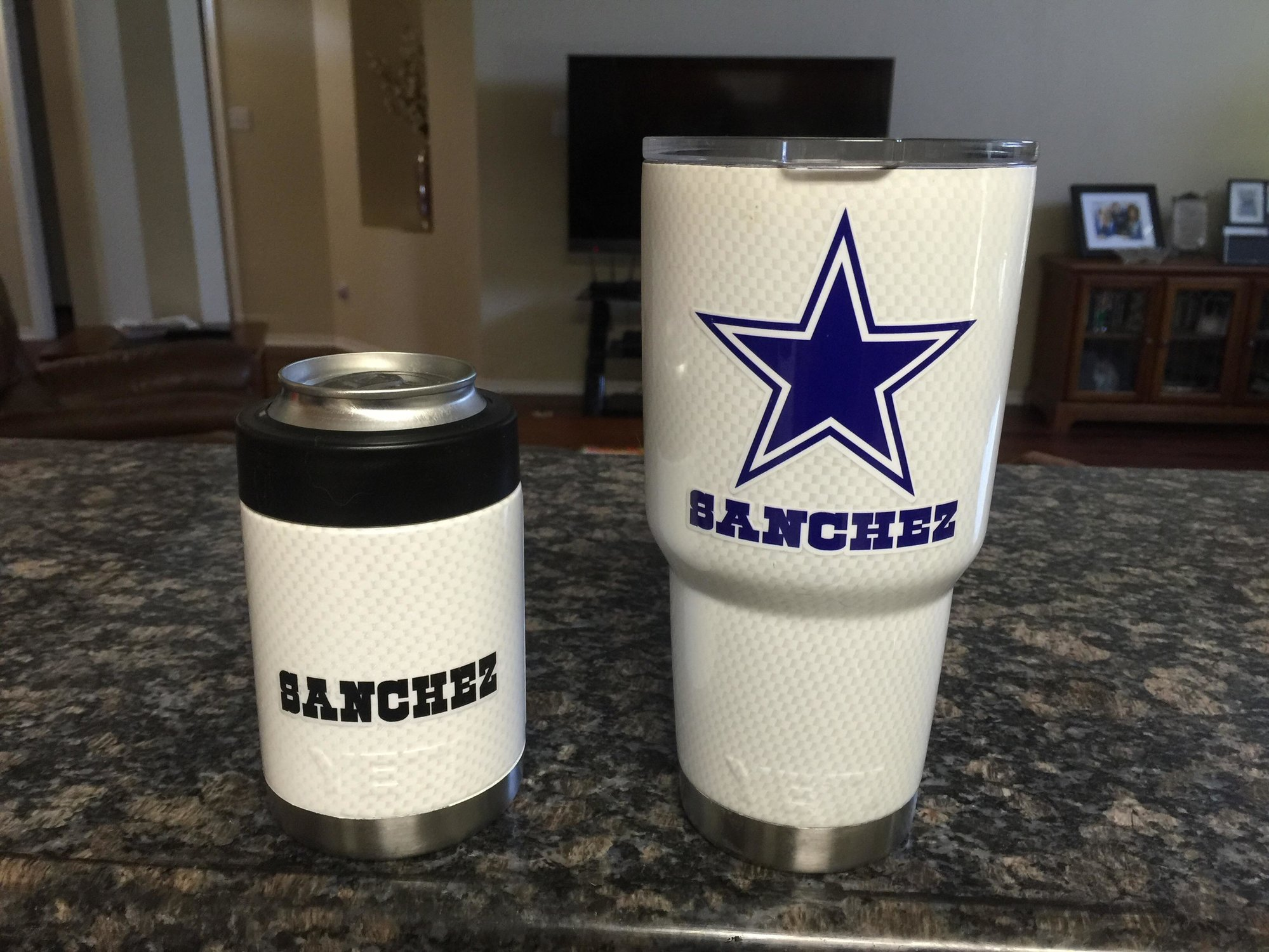 How have you guys personalized your Yeti Ramblers? — Big ...