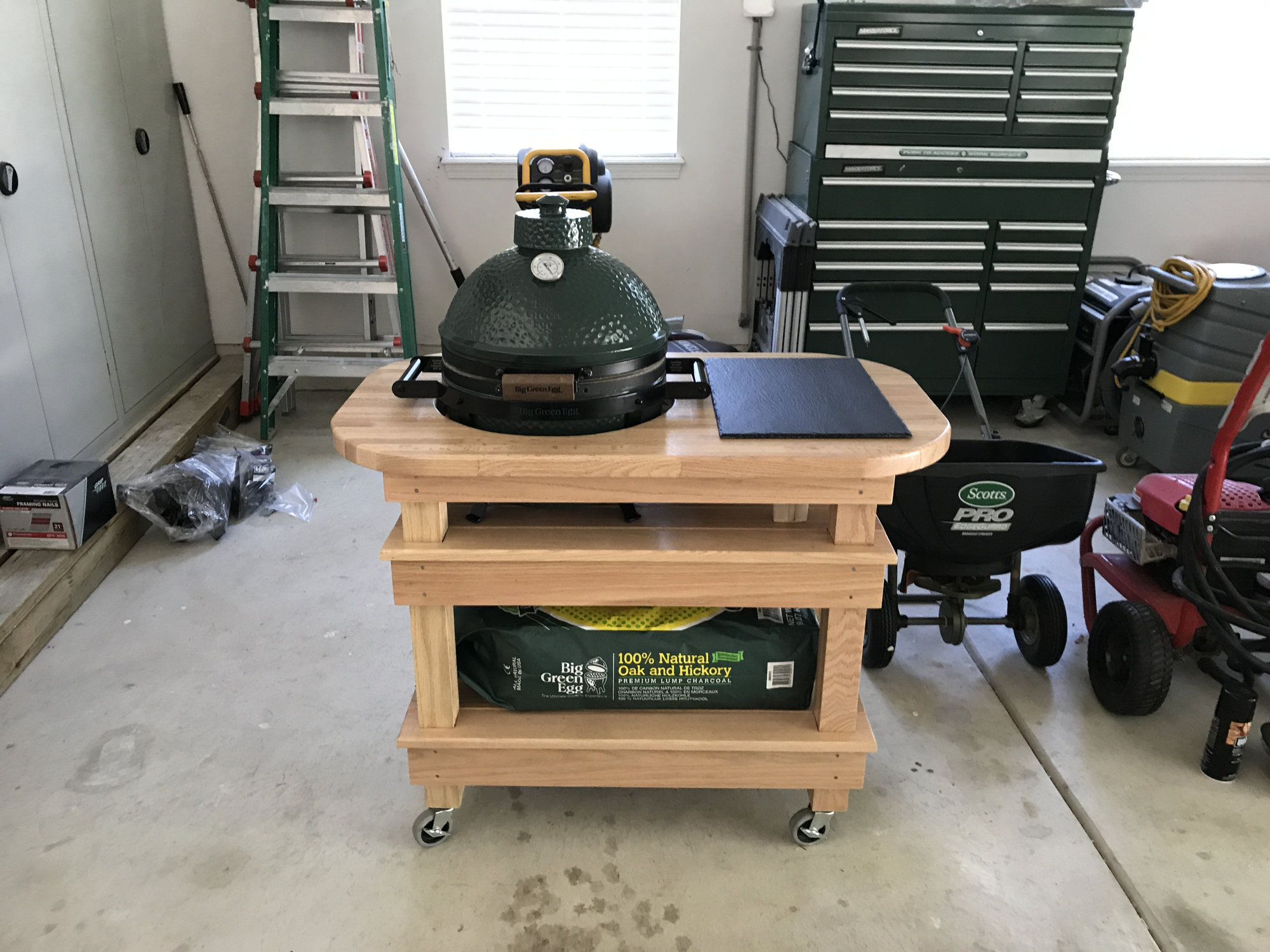 My Minimax Table Big Green Egg Egghead Forum The
