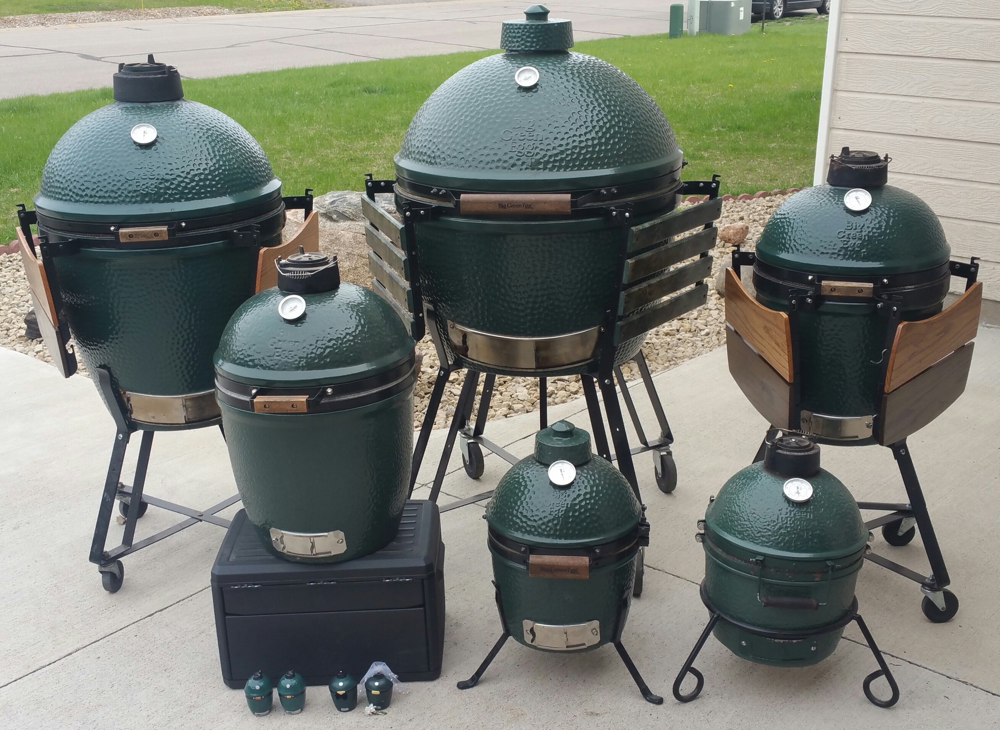 Craigslist Thomasville Ga Stunning So Why Did I Sell Off Some Of The Big Green Egg Family An
