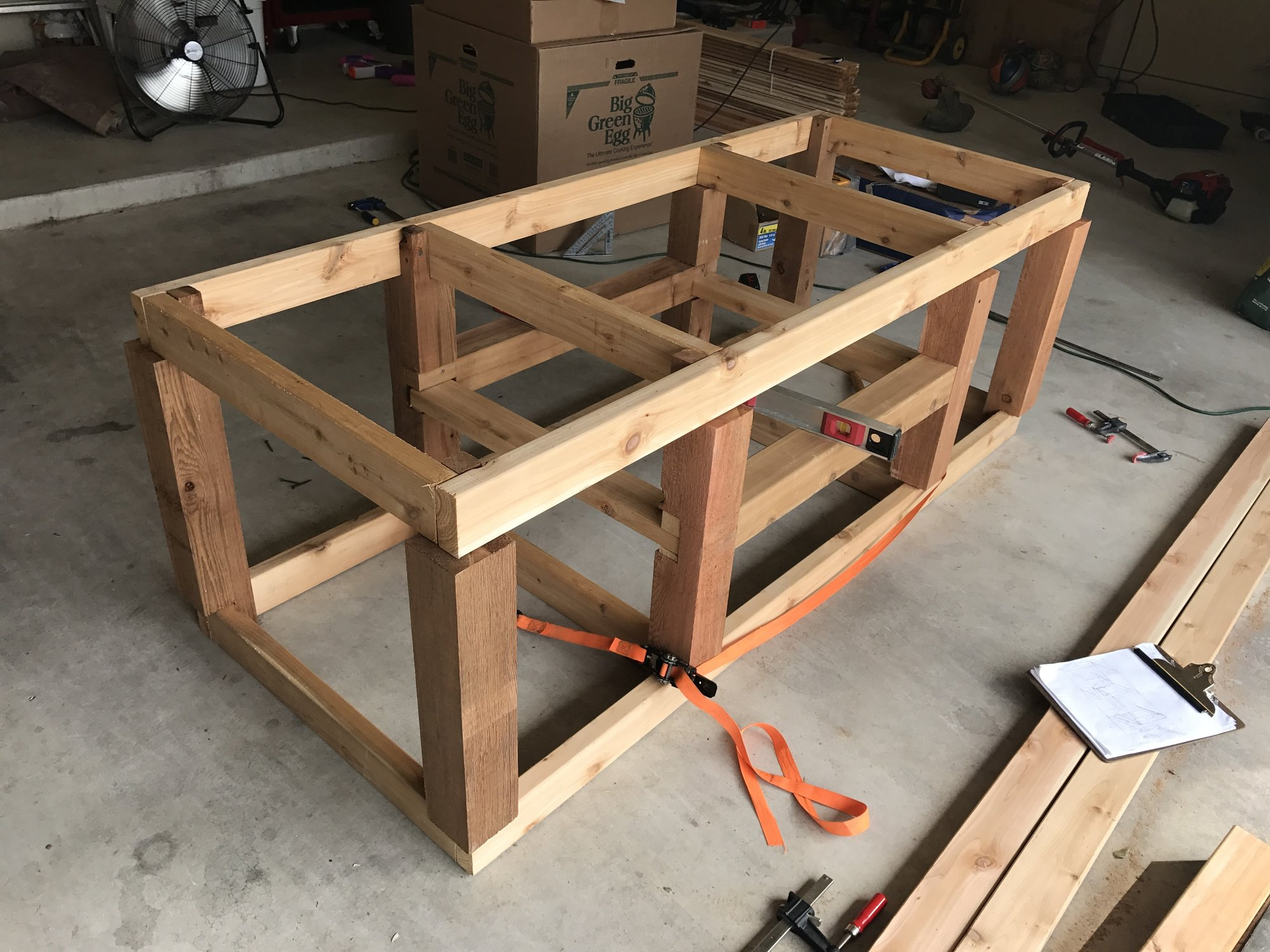Upgraded To An XL...new Table Build