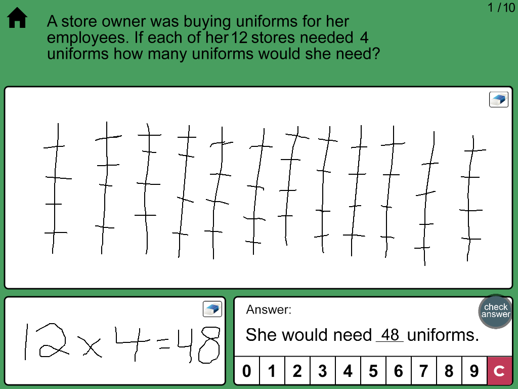 math problems for 3rd grade 3rd grade math homework (standards based) • the variety of problems and format on each page is just enough to keep the concepts fresh in the.