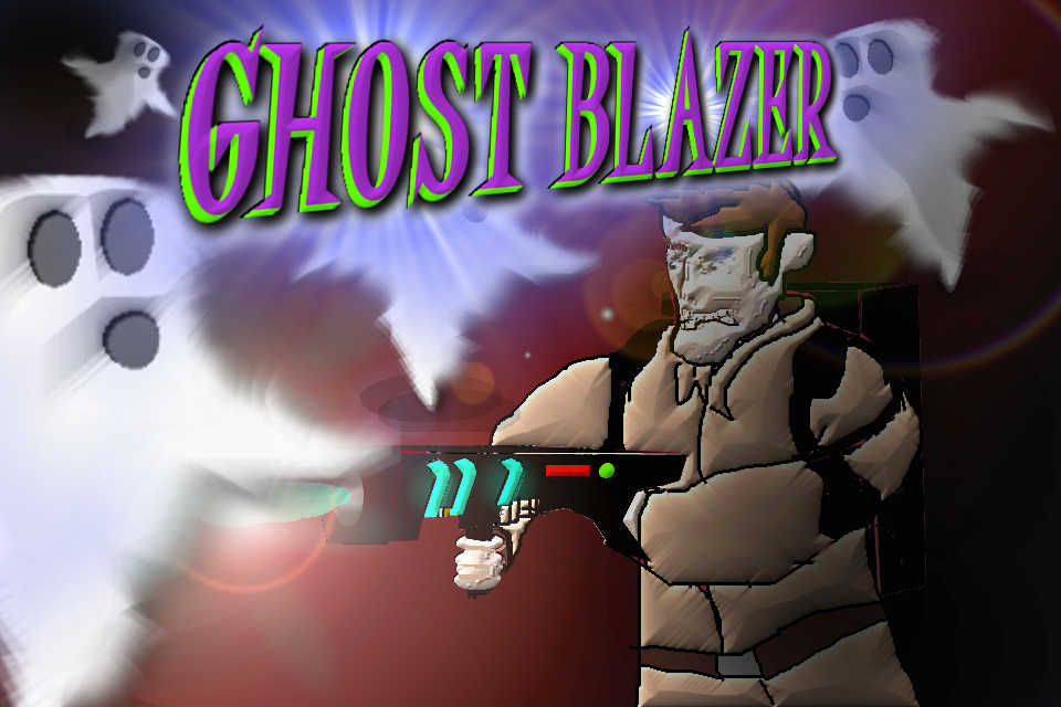 Ghost Blazer! New in The App Store FREE! — Welcome to the