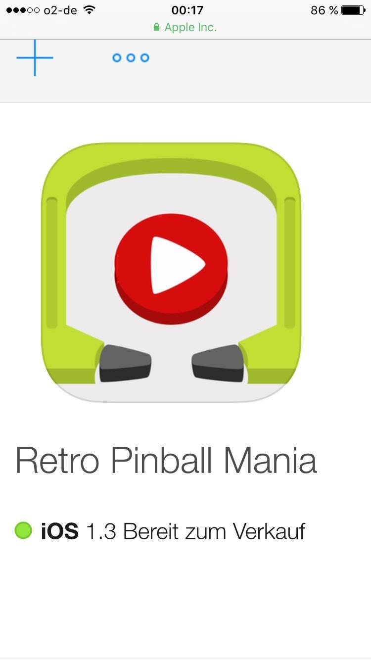 Retro Pinball Mania    — Welcome to the GameSalad forum!