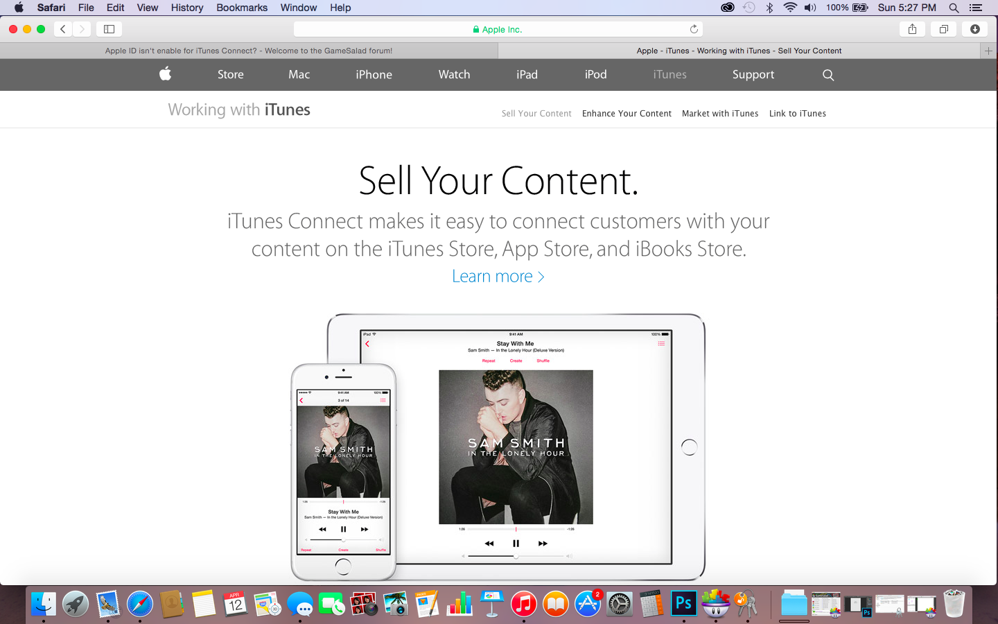 Apple ID isn't enable for iTunes Connect? — Welcome to the